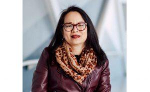 Leslie Woo, CEO of CivicAction-Milenio Stadium-Ontario