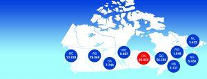 Canadá vai receber  249.000 doses-canada-mileniostadium