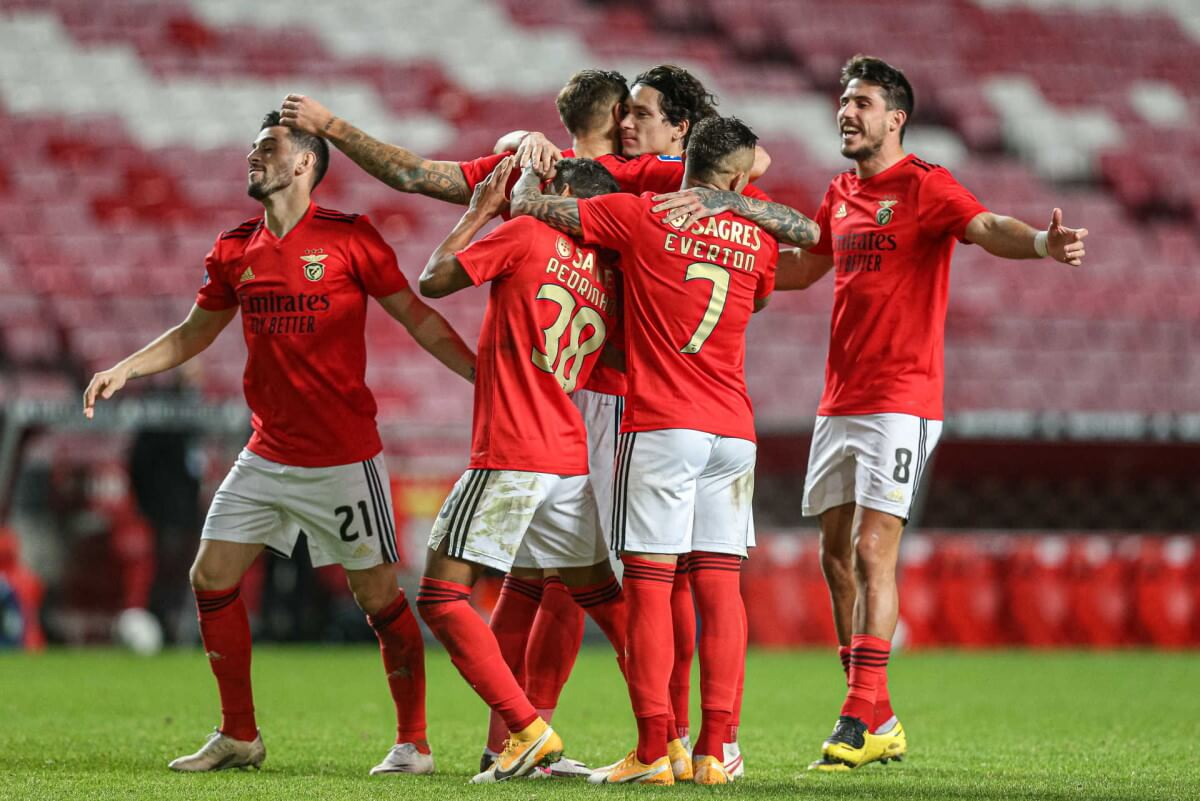Milenio Stadium - Taça da Liga - Benfica