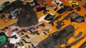 Toronto police seize $18M in drugs, 65 guns in largest single-day recovery-Milenio Stadium-Ontario