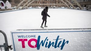 Toronto residents make over 32,000 reservations at city's outdoor ice rinks in less than a week-Milenio Stadium-Ontario