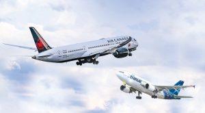 Mercado de aviação mundial - canada-mileniostadium