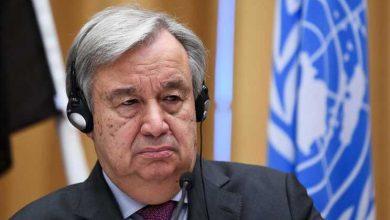 Guterres pede aos líderes mundiai-mundo-mileniostadium