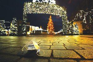 Um Natal na pandemia-toronto-mileniostadium