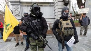 Anti-government website hosted in Montreal shut down after promoting armed protests in US-Milenio Stadium-Canada