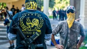 Blair says evidence — not politics — will decide whether the Proud Boys are named as a terrorist group-Milenio Stadium-Canada