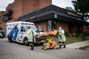 COVID-19 cases in long-term care-Milenio Stadium-Ontario
