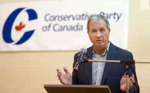 Conservative MP Ron Liepert-Milenio Stadium-Canada