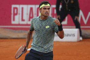 Frederico Silva qualifica-se para o quadro principal do Open da Austrália-austrália-mileniostadium
