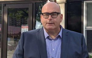 Ontario Liberal Party Leader Steven Del Duca-Milenio Stadium-Ontario