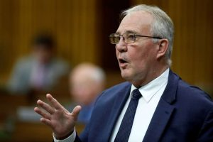 Public Safety Minister Bill Blair-Milenio Stadium-Canada