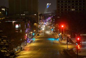 Quebec imposed a curfew-Milenio Stadium-Canada