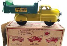 The Lincoln Toy Company-toronto-mileniostadium