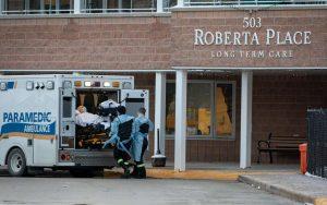 Roberta Place long-term care home-Milenio Stadium-Ontario