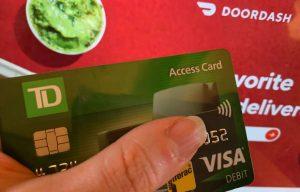 TD debit card-Milenio Stadium-Canada