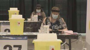 Toronto 'pauses' new COVID-19 immunization clinic after province orders it closed-Milenio Stadium-Ontario