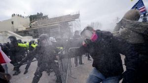 Trudeau says Canadians 'deeply disturbed' by violence in Washington DC-Milenio Stadium-Canada