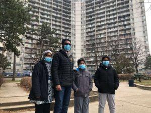 Vulnerable Toronto neighbourhoods push for priority access to COVID-19 vaccines-Milenio Stadium-Ontario