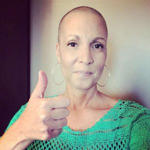 Dionnne waged nine separete flights with cancer between 1995 and 2021-Milenio Stadium-Canada