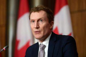 Minister of Indigenous Services-Milenio Stadium-Canada