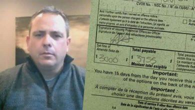 Ontario man fined $3.8K at land border crossing amid confusion over who's 'essential'-Milenio Stadium-Ontario