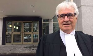 Ottawa lawyer Michael Swinwood-Milenio Stadium-Ontario