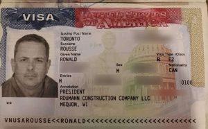 Rousse visa-Milenio Stadium-Ontario