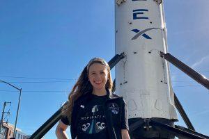 Sobreviveu a um cancro e agora vai ao Espaço com a SpaceX-us-mileniostadium