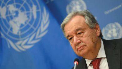 António Guterres agradece a confiança -mundo-mileniostadium