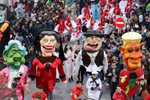 Entrudo, Carnaval e muita diversão-portugal-mileniostadium