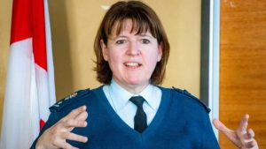 1st woman named as vice-chief of the defence staff in Canadian military shakeup-Milenio Stadium-Canada