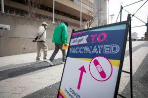 COVID-19 vaccination clinic-Milenio Stadium-Ontario