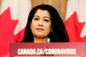 Chief medical adviser at Health Canada-Milenio Stadium-Canada