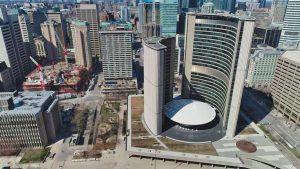 City of Toronto-Milenio Stadium-Canada