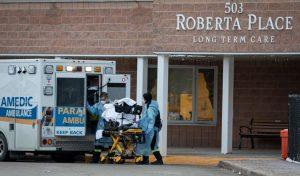 Roberta Place long-term care home-Milenio Stadium-Canada