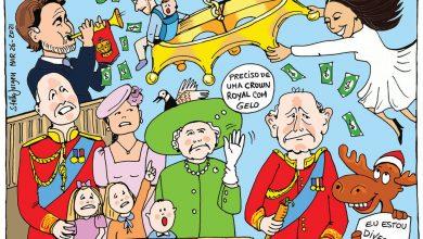 How Royal Are You-mundo-mileniostadium