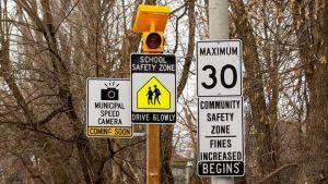 Toronto's speed cameras issued over 22,000 tickets in December-Milenio Stadium-Ontario