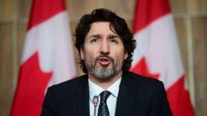 Trudeau says J&J vaccine faces production challenges-Milenio Stadium-Canada