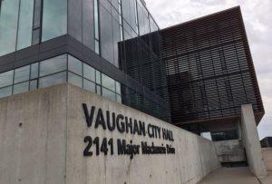 Vaughan city hall-Milenio Stadium-Ontario