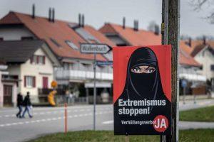 Suíça aprova em referendo proibição do uso de véu integral-suica-mileniostadium