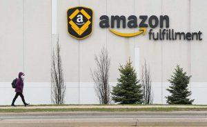 Amazon centre in Brampton-Milenio Stadium-Ontario