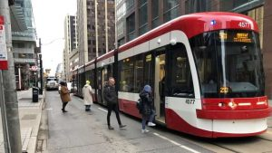 Automated tickets may be coming for drivers zooming past streetcars' open doors-Milenio Stadium-Ontario