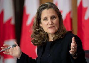 Deputy Prime Minister-Milenio Stadium-Canada