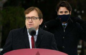 Environment Minister-Millenio Stadium-Canada