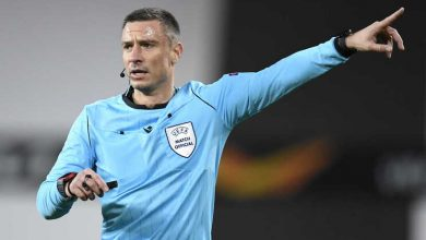 Esloveno Slavko Vincic vai arbitrar o F.C. Porto-Chelsea - milénio stadium - desporto