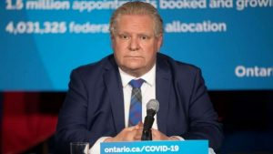 Federal government insists it's up to Ontario to make businesses pay for sick leave-Milenio Stadium-Ontario