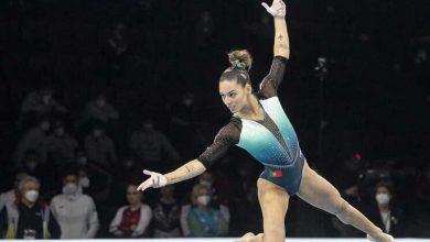 Filipa Martins dá nome a novo movimento internacional na ginástica