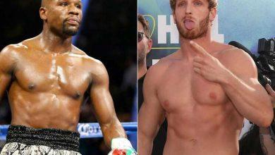 Floyd Mayweather regressa aos ringues para defrontar youtuber Logan Paul