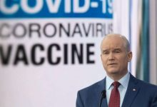 O'Toole says every Canadian should get a vaccine shot by May 24, questions interval between doses-Milenio Stadium-Canada