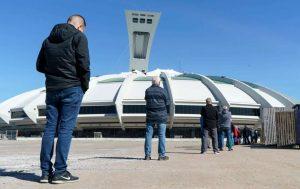 Olympic Stadium in Montreal-Milenio Stadium-Canada